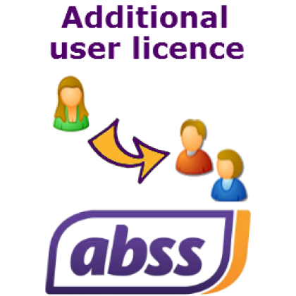 ABSS Add Users - 2 user pack